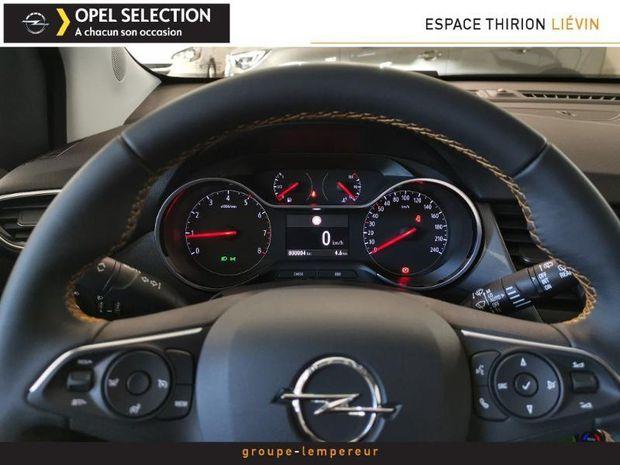 Photo miniature de la Opel Crossland X 1.5 D 102ch Elegance Euro 6d-T 2020 d'occasion