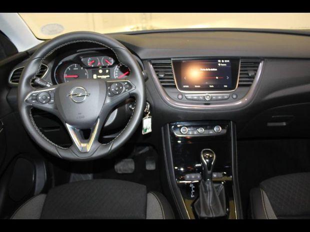 Photo miniature de la Opel Grandland X 1.5 D 130ch Design Line BVA 2019 d'occasion