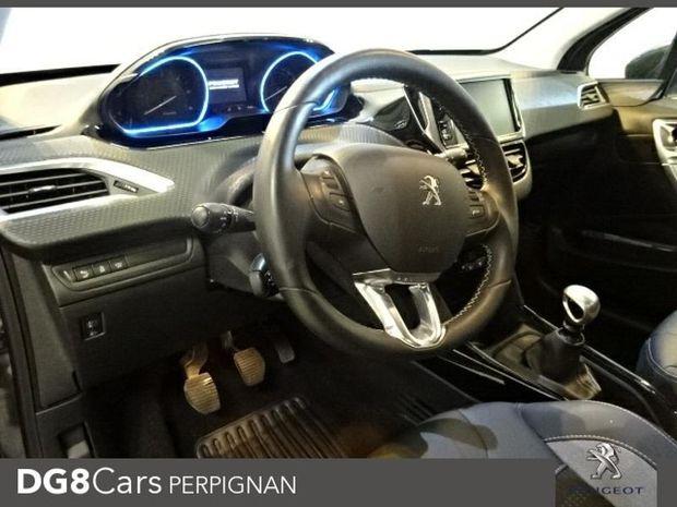 Photo miniature de la Peugeot 2008 1.2 PureTech 130ch E6.c Allure S&S 2019 d'occasion