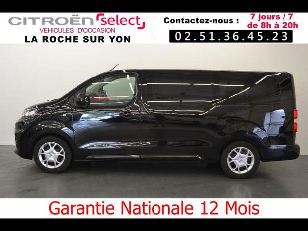 Photo miniature de la Citroën Spacetourer XL BlueHDi 150ch Business S&S E6.d-TEMP 2018 d'occasion