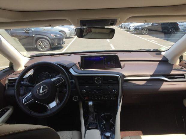 Photo miniature de la Lexus RX 450h 4WD Luxe Euro6d-T 2018 d'occasion