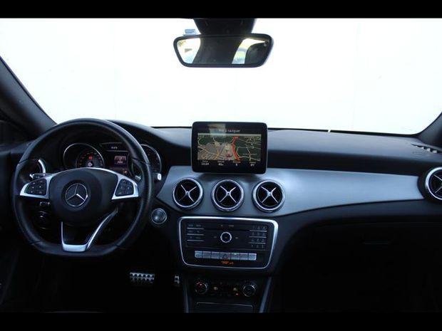 Photo miniature de la Mercedes CLA Shooting Brake 180 d Launch Edition 7G-DCT 2016 d'occasion