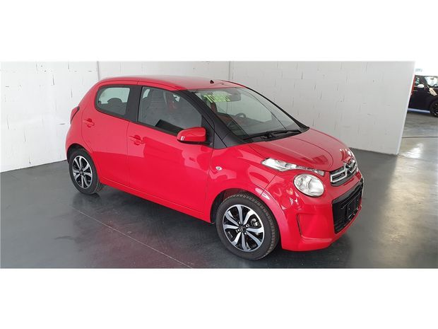Photo miniature de la Citroën C1 VTI 72 2019 d'occasion