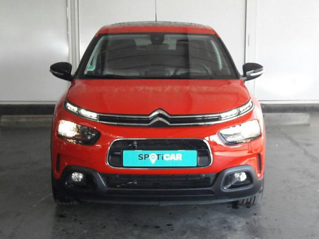 Photo miniature de la Citroën C4 Cactus PureTech 110ch S&S Shine EAT6 E6.d-TEMP 2019 d'occasion