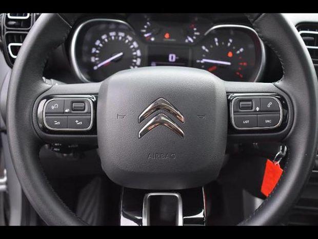 Photo miniature de la Citroën C3 Aircross PureTech 110ch S&S Shine E6.d 2019 d'occasion