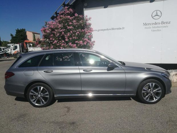 Photo miniature de la Mercedes Classe C Break 350 e Executive 7G-Tronic Plus 2016 d'occasion
