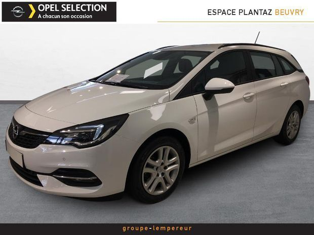 Photo miniature de la Opel Astra Sports Tourer 1.5 D 122ch Edition Business 92g 2020 d'occasion