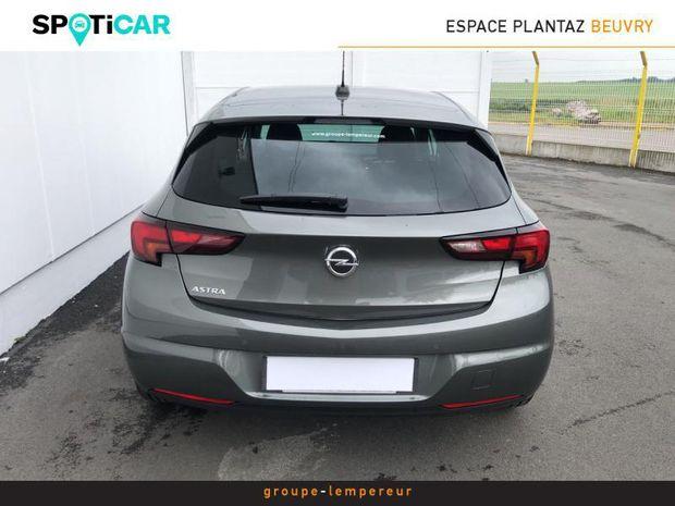 Photo miniature de la Opel Astra 1.5 D 122ch Elegance BVA 109g 2020 d'occasion