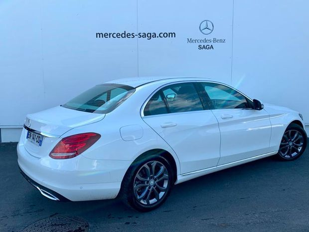 Photo miniature de la Mercedes Classe C 180 d Executive 2017 d'occasion