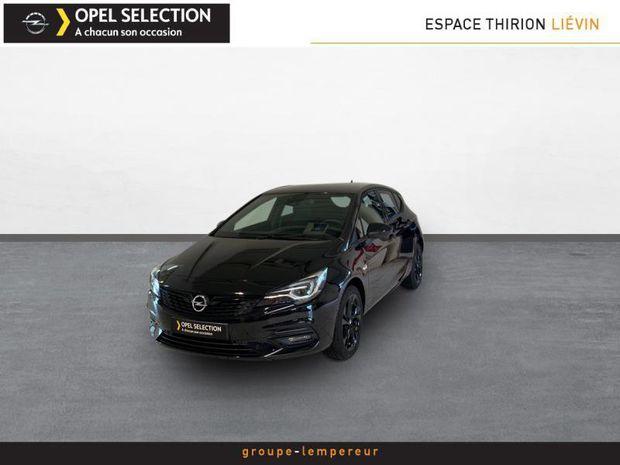 Photo miniature de la Opel Astra 1.4 Turbo 145ch Ultimate CVT 8cv 2020 d'occasion