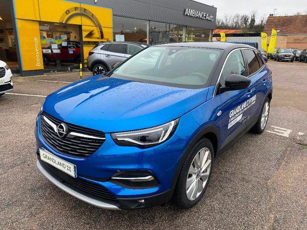 Photo miniature de la Opel Grandland X Hybrid4 300ch Ultimate 11cv 2020 d'occasion
