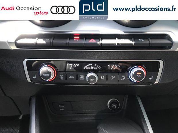 Photo miniature de la Audi Q2 2.0 TDI 150ch Design luxe quattro S tronic 7 2018 d'occasion
