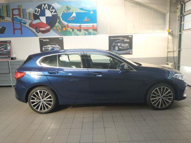 Photo miniature de la BMW Serie 1 120dA xDrive 190ch Luxury 2020 d'occasion
