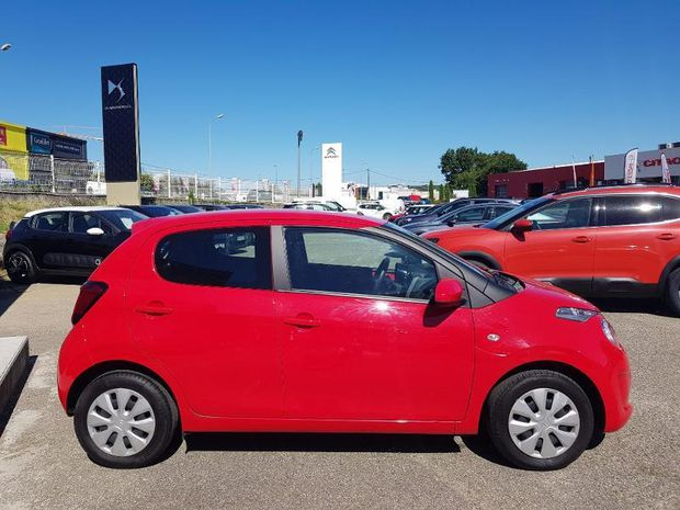 Photo miniature de la Citroën C1 VTi 68 Feel 5p 2017 d'occasion