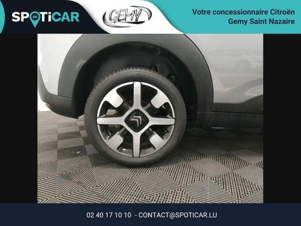 Photo miniature de la Citroën C4 Cactus PureTech 110ch S&S Shine EAT6 E6.d-TEMP 2019 d'occasion