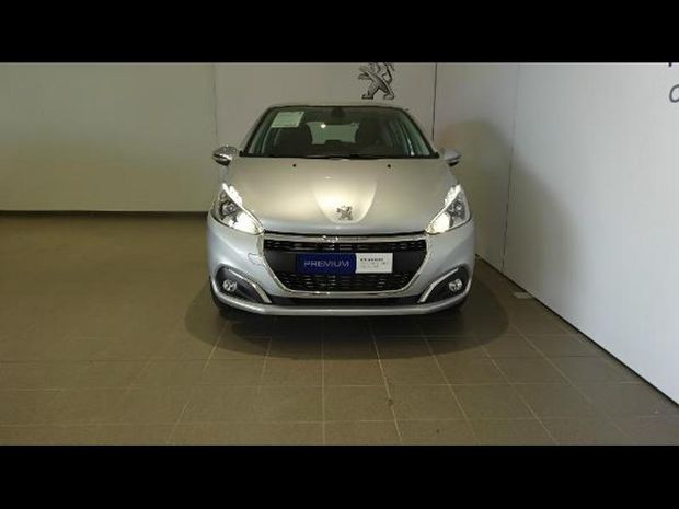 Photo miniature de la Peugeot 208 1.2 PureTech 110ch Allure S&S EAT6 5cv 5p 2017 d'occasion