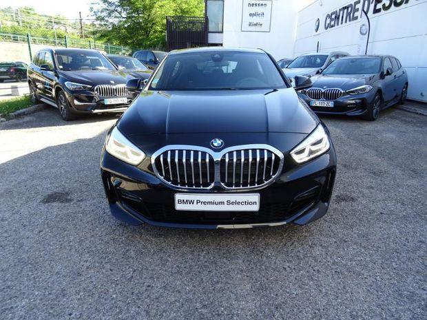 Photo miniature de la BMW Serie 1 118i 140ch M Sport 118g 2020 d'occasion