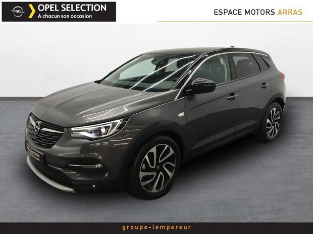 Photo miniature de la Opel Grandland X 2.0 D 177ch Ultimate BVA8 2019 d'occasion