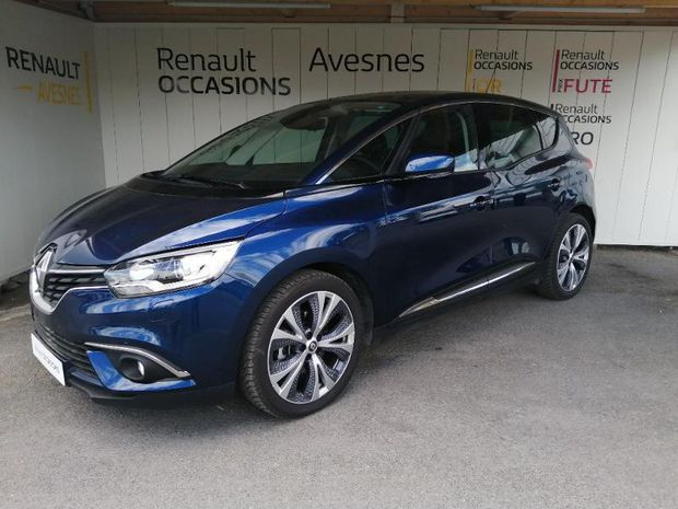 Photo miniature de la Renault Scenic 1.3 TCe 140ch FAP Intens 2018 d'occasion