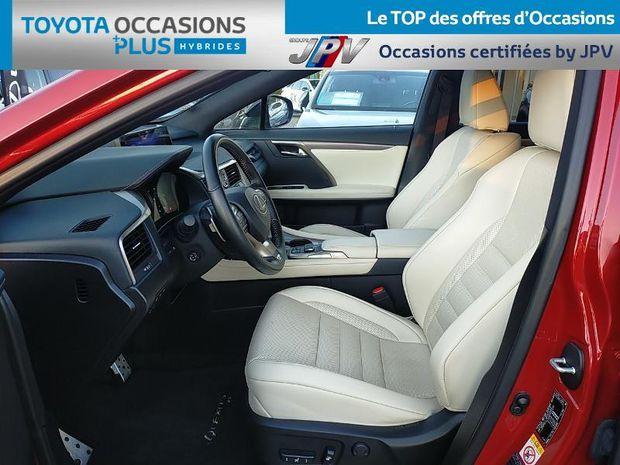 Photo miniature de la Lexus RX 450h 4WD F SPORT Executive Euro6d-T 2019 d'occasion