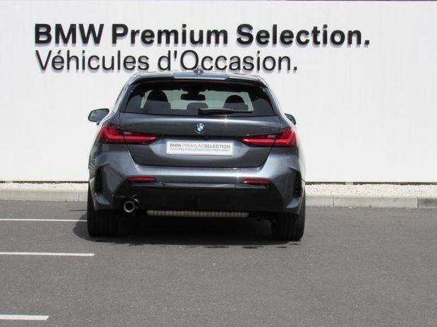 Photo miniature de la BMW Serie 1 118iA 140ch M Sport DKG7 111g 2020 d'occasion