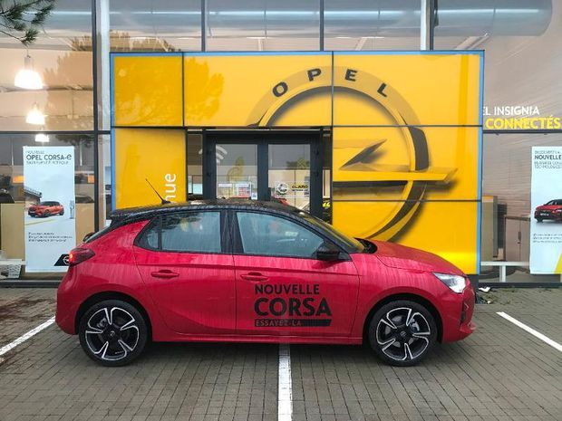 Photo miniature de la Opel Corsa 1.2 Turbo 100ch GS Line 2019 d'occasion