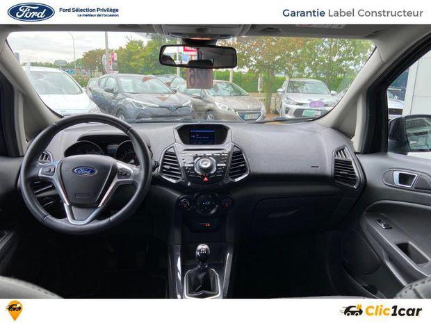 Photo miniature de la Ford EcoSport 1.0 EcoBoost 125ch Titanium S 2017 d'occasion