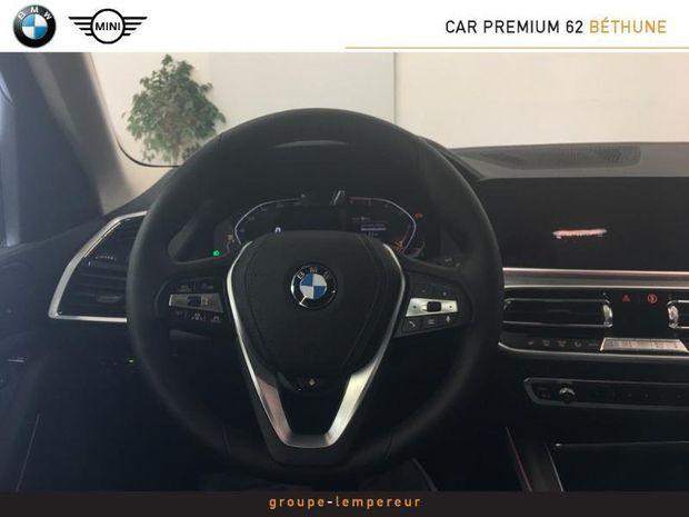 Photo miniature de la BMW X5 xDrive25dA 231ch xLine 2020 d'occasion