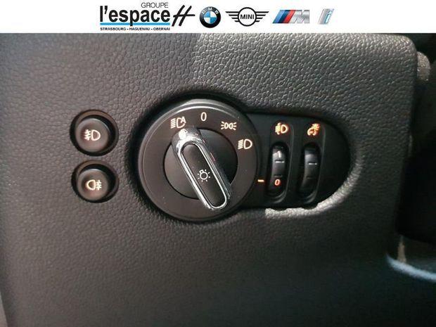 Photo miniature de la Mini Mini One 102ch Chili BVA7 109g 2020 d'occasion