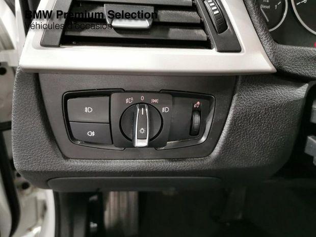 Photo miniature de la BMW Serie 3 Touring 316d 116ch Lounge 2017 d'occasion