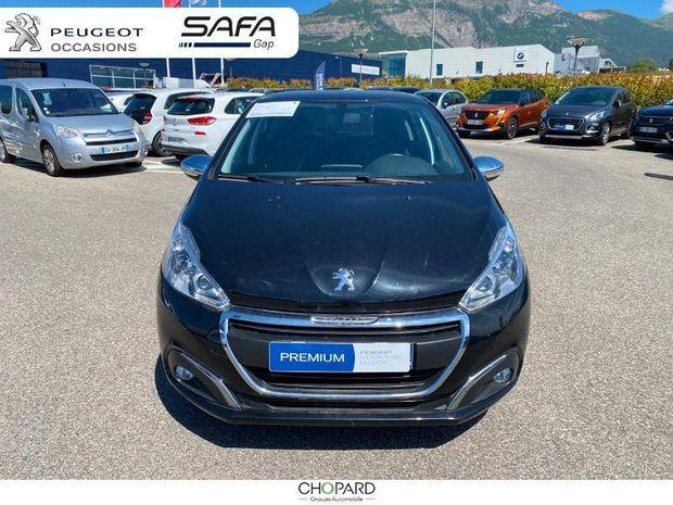 Photo miniature de la Peugeot 208 1.2 PureTech 82ch Style 5p 2016 d'occasion