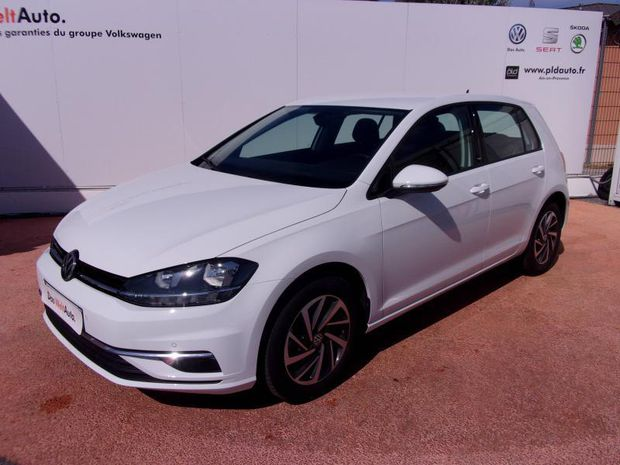 Photo miniature de la Volkswagen Golf 1.0 TSI 115ch Connect Euro6d-T 5p 2018 d'occasion