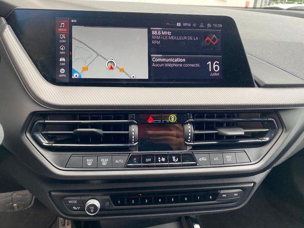 Photo miniature de la BMW Serie 1 118iA 140ch M Sport DKG7 2019 d'occasion
