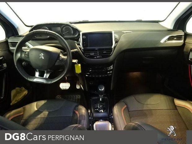 Photo miniature de la Peugeot 2008 1.2 PureTech 110ch E6.c GT Line S&S EAT6 2019 d'occasion