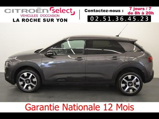 Photo miniature de la Citroën C4 Cactus BlueHDi 100ch S&S Shine Business E6.d-TEMP 2019 d'occasion