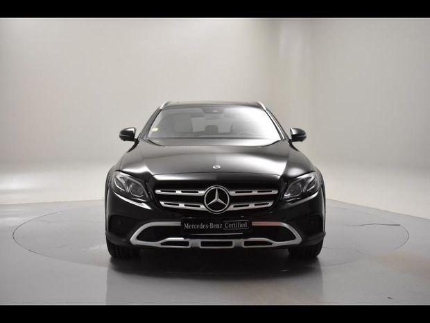 Photo miniature de la Mercedes Classe E Break 220 d 194ch Sportline 4Matic 9G-Tronic 2017 d'occasion