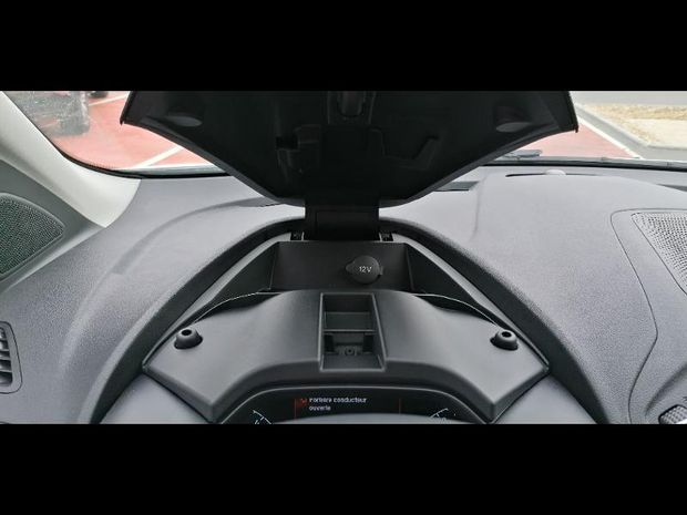 Photo miniature de la Ford Transit Connect L2 1.5 EcoBlue 120ch Cabine Approfondie Trend BVA 2020 d'occasion