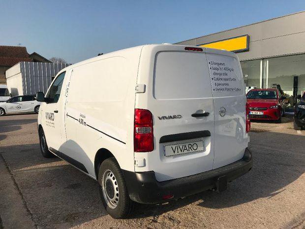 Photo miniature de la Opel Vivaro Fg L2 Augmenté 2.0 D 120ch Pack Clim 2020 d'occasion
