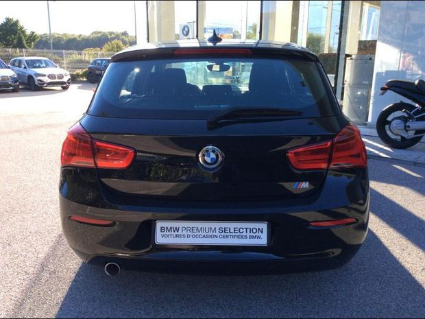 Photo miniature de la BMW Serie 1 114d 95ch Lounge 5p garantie 12/2021 2016 d'occasion