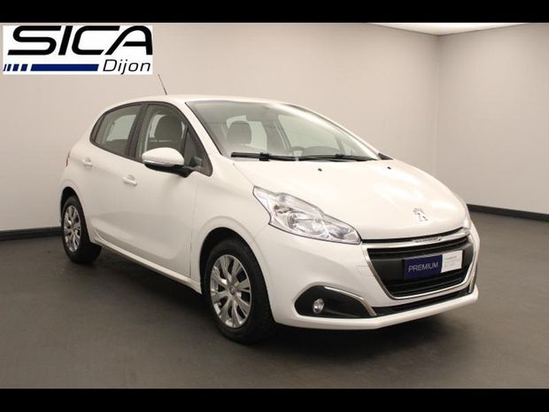 Photo miniature de la Peugeot 208 Affaire 1.6 BlueHDi 100ch S&S Premium Pack Euro6c 2019 d'occasion