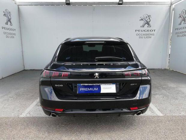 Photo miniature de la Peugeot 508 SW PureTech 225ch S&S GT EAT8 2019 d'occasion