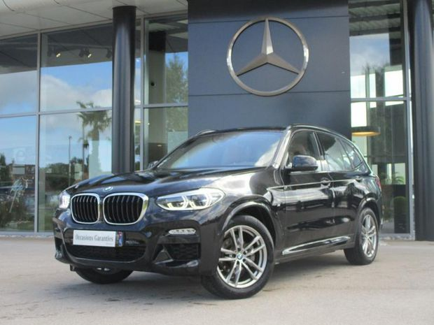 Photo miniature de la BMW X3 xDrive20dA 190ch M Sport Euro6c 2019 d'occasion