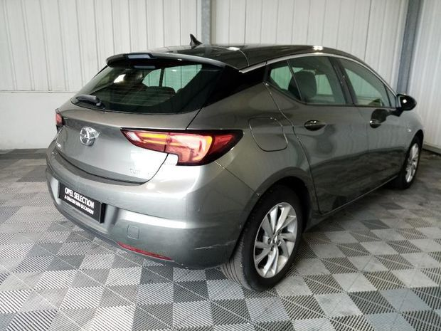 Photo miniature de la Opel Astra 1.4 Turbo 125 ch Dynamic 2018 d'occasion