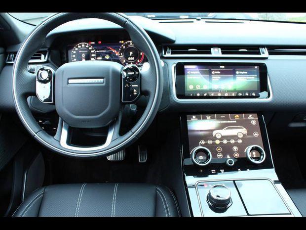 Photo miniature de la Land Rover Range Rover Velar 2.0D 240ch R-Dynamic SE AWD BVA 2020 d'occasion