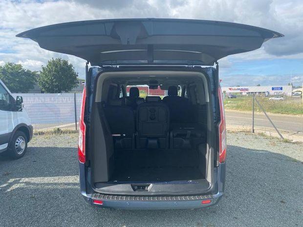 Photo miniature de la Ford Tourneo Custom 320 L1H1 1.0 EcoBoost 120ch pHEV Titanium 2020 d'occasion