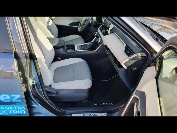 Photo miniature de la Toyota RAV4 Hybride 218ch Lounge 2WD 2020 d'occasion