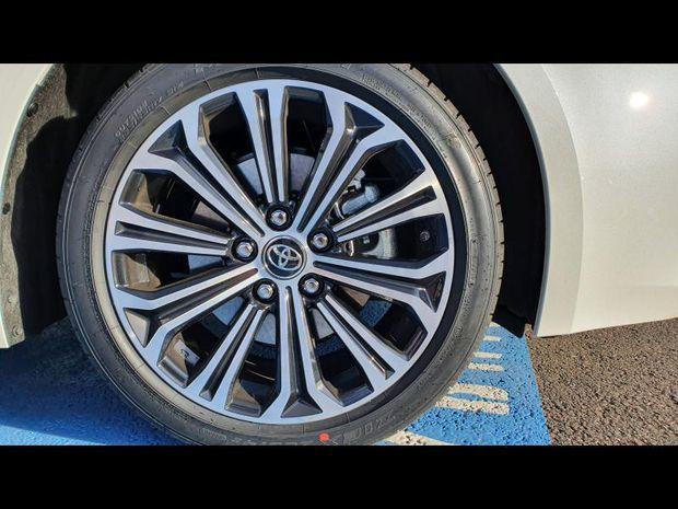 Photo miniature de la Toyota Corolla 184h Design MY20 2020 d'occasion
