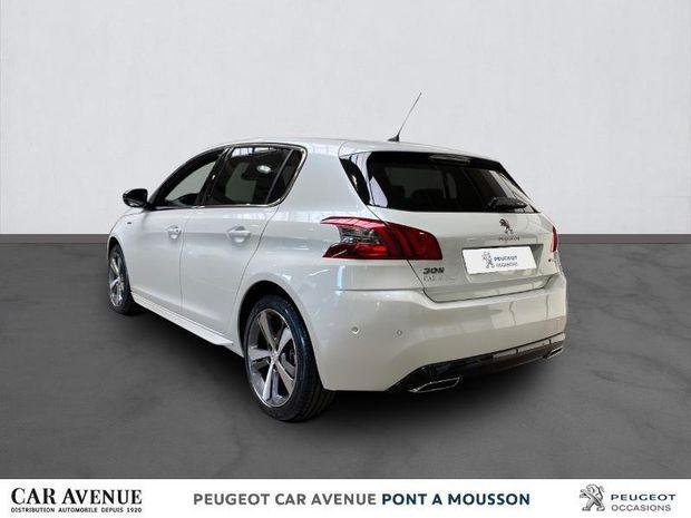 Photo miniature de la Peugeot 308 1.5 BlueHDi 130ch S&S GT Line EAT8 2020 d'occasion