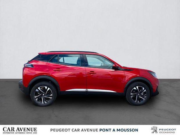 Photo miniature de la Peugeot 2008 1.2 PureTech 130ch S&S Allure 2020 d'occasion