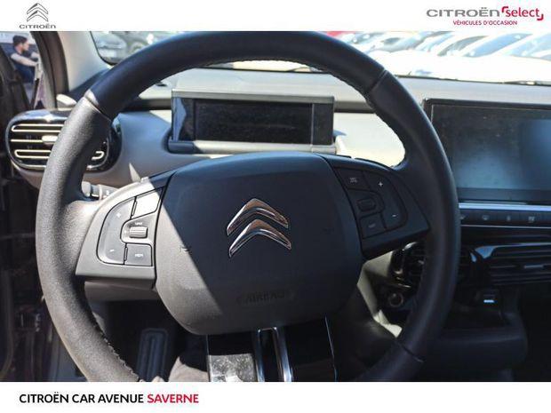 Photo miniature de la Citroën C4 Cactus PureTech 110ch S&S Feel 2019 d'occasion